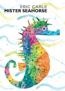 Mister Seahorse - Board Book