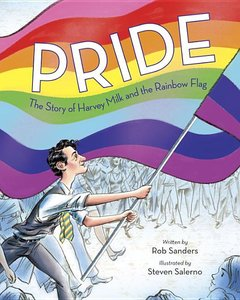 Pride: The Story of Harvey Milk - Autographed