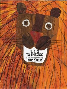 1, 2, 3 To The Zoo - Hardcover
