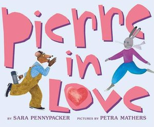 Mathers Book Plate & Pierre In Love - Hardcover