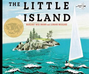 The Little Island - Softcover