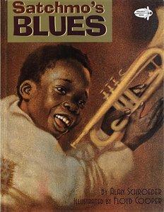 Satchmo's Blues (paperback)