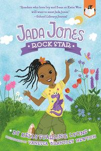 Jada Jones #1 Rockstar