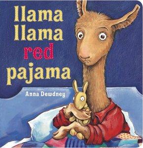 Llama Llama Red Pajama (Board Book)