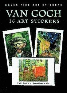 Van Gogh 16 Stickers