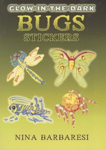 Glow in the Dark Bugs Stickers