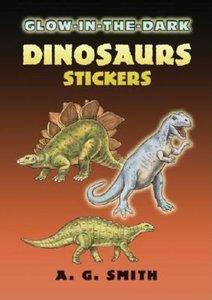 Glow-in-the-Dark Dinosaur Stickers