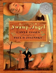 Zelinsky Book Plate & Swamp Angel - Hardcover