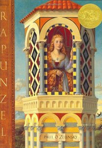 Zelinsky Bookplate & Rapunzel- Hardcover