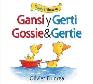 Gossie & Gertie Spanish Board Book