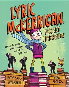 Lyric McKerrigan, Secret Librarian - To Be Autogrpahed 2/10