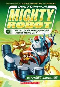 Ricky Ricotta #2 Mutant Mosquitoes (Paperback)