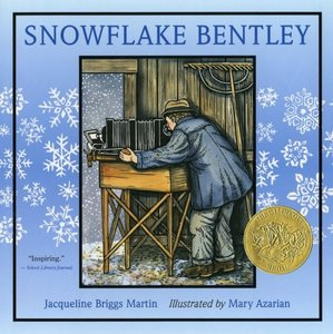 Snowflake Bentley - Softcover