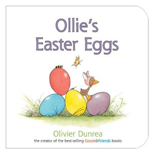 Ollie's Easter Eggs (Board Book)