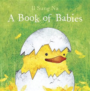 A Book of Babies Board Book