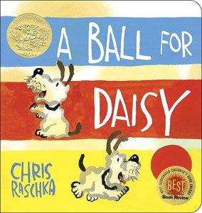 Ball for Daisy BD