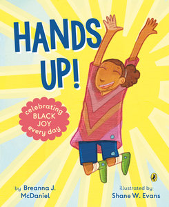 Hands Up (Softcover)