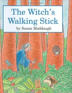 The Witch's Walking Sticks