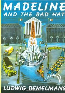 Madeline and Bad Hat - Hardcover