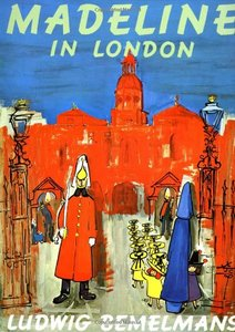 Madeline in London - Hardcover