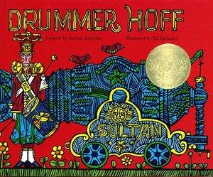 Emberley Book Plate & Drummer Hoff - Hardcover
