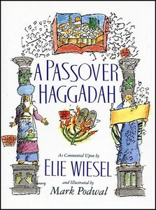 Podwal Bookplate & A Passover Haggadah