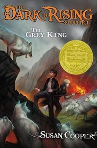 The Grey King (Paperback) - Autographed