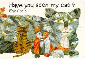 Have You Seen My Cat? (Board Book)
