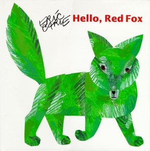 Hello Red Fox - Hardcover