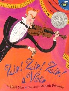 Zin! Zin! Zin! A Violin! (Softcover)
