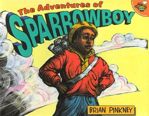 Adventures of Sparrowboy (Paperback) - Autographed
