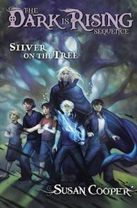 Silver on the Tree (Paperback) - Autographed
