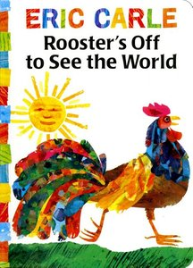 Rooster's Off To See The World  - Board Book