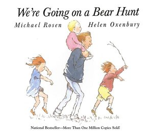 We're Going on a Bear Hunt- Paperback