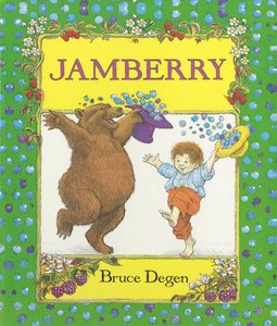Jamberry Board Book