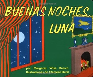 Goodnight Moon Spanish Board Book