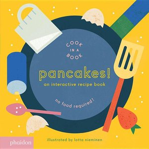 Pancakes: An Interactive Recipe Book