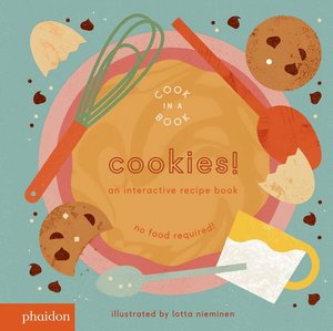 Cookies: An interactive recipe book