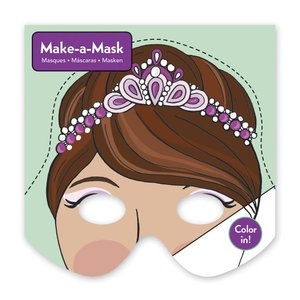 Make-a-Mask: Princess