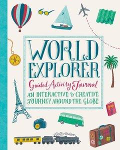 World Explorer: Guided Activity Journal