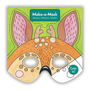Make-a-Mask: Forest Animals