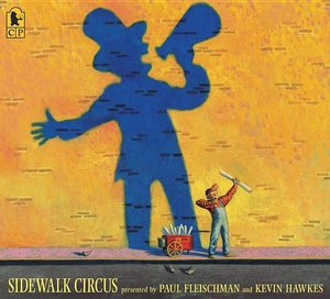 Sidewalk Circus - Softcover