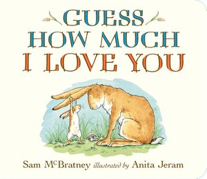 Guess How Much I Love You- Board Book