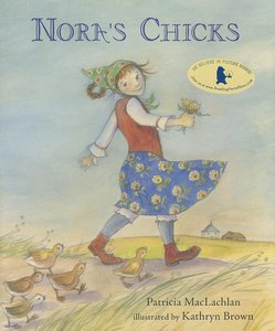 Brown Book Plate & Nora's Chicks - Hardcover