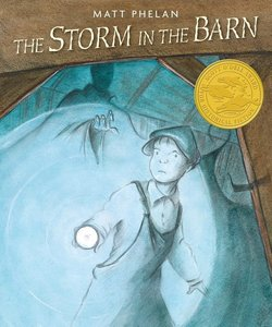 The Storm in the Barn (Paperback) - To Be Autographed 2/10