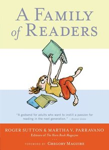 A Family of Readers - Softcover