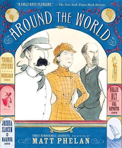 Around the World - Softcover
