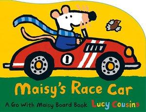 Maisy's Race Car - Board Book