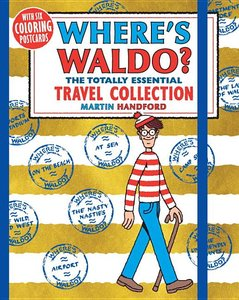 Where's Waldo Totally Essential Travel Collection
