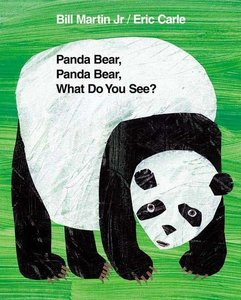 Panda Bear, Panda Bear, What Do You See? - Hardcover